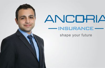 Ο Head of Sales and Business Development της Ancoria Insurance Public Ltd, Κωνσταντίνος Αριστοδήμου