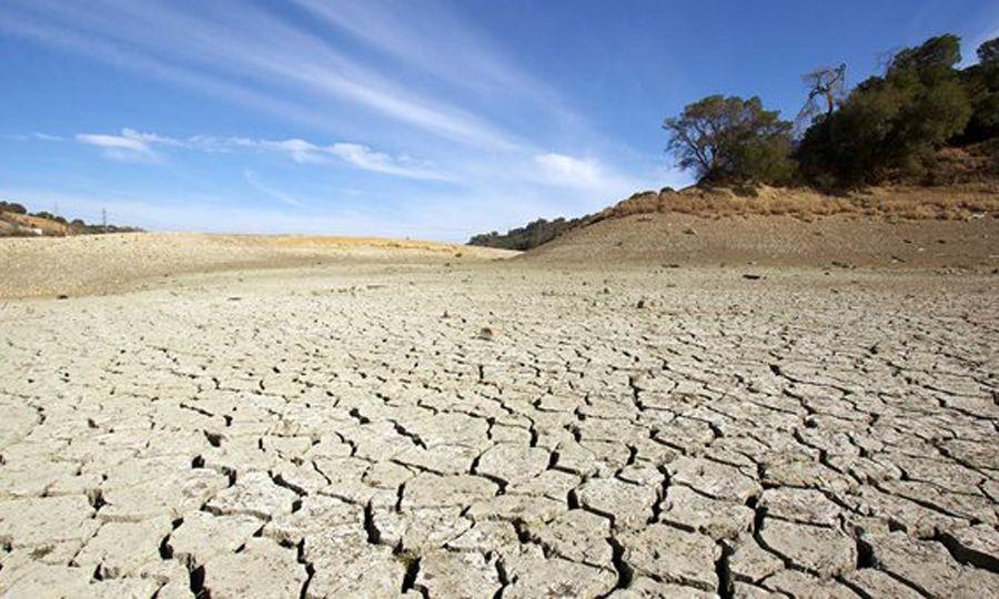 που χρονολογούνται από την ξηρασία