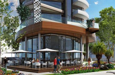 Ο πύργος θα προσφέρει υπηρεσίες boutique hotel, τροφοδοσίας και καθαρισμού.