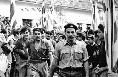 Ο Κυπριακός ελληνισμός τιμά τους αγωνιστές του έπους της ΕΟΚΑ 55-59