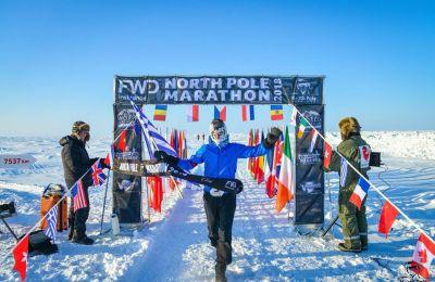 Ο αγώνας διεξάγεται κάθε χρόνο στο στρατόπεδο Μπαρνέο και φέτος συμμετείχαν 60 αθλητές από 20 διαφορετικές χώρες.