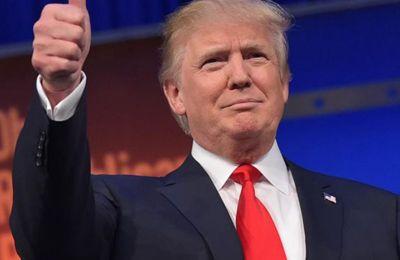 Ο Ντόναλντ Τραμπ κρατάει τα σκήπτρα με περίπου 52 εκατομμύρια ακολούθους