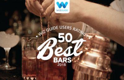 Οι λεγόμενοι Wizers επισκέπτονται bars και μοιράζονται την εμπειρία τους ψηφίζοντας μέσα από το WiZ