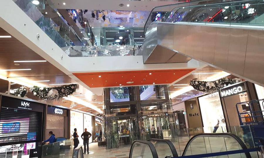 1c03980bbf Kedem αναφέρθηκε σε μεγάλο ενδιαφέρον από καταστήματα για να στεγαστούν  στον χώρο του Μall. Mall 150 εκατομμυρίων