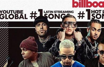 Πρώτο στη λίστα το ισπανόφωνο «Te Bote Remix» των Casper, Nio Garcia, Darell, Nicky Jam, Bad Bunny, Ozuna