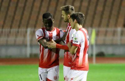 ΠΑΕΕΚ-Νέα Σαλαμίνα 0-4: Πρόκριση με τεσσάρα!