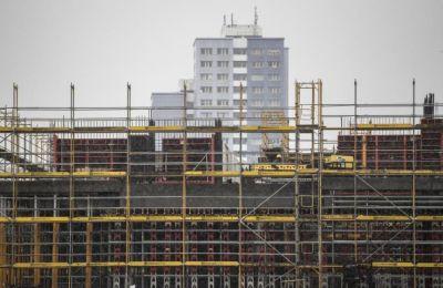 Το μερίδιο των νέων κατασκευών για οικιστικά κτίρια υπολογίζεται σε 50,8% του συνόλου
