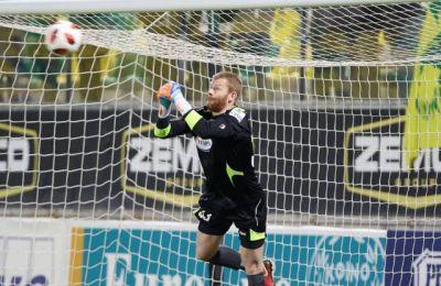 ΑΕΚ-Νέα Σαλαμίνα 0-1: Ιπτάμενος κήπερ στο «ΑΕΚ Αρένα»