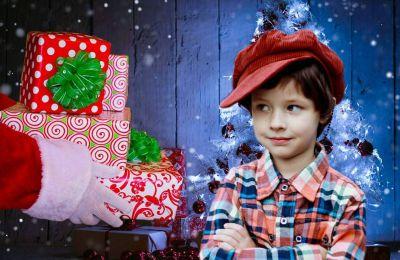Κατάφεραν να διευθετήσουν τη διαμάχη εξηγώντας στο παιδί πως ο Άγιος Βασίλης είχε πιθανότατα μπερδέψει την παραγγελία του