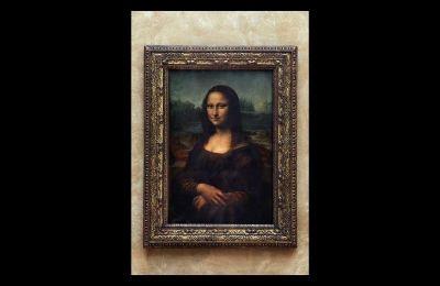 Οι επιστήμονες ανακάλυψαν αίφνης πως το φαινόμενο αυτό δεν παρατηρείται ούτε κατ'ελάχιστον στον πίνακα του Λεονάρντο.