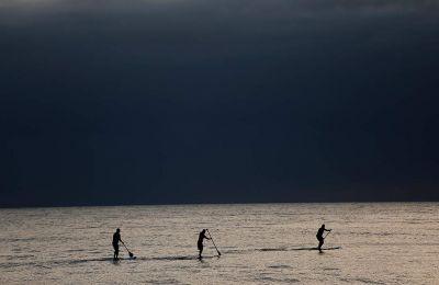 Η θερμότητα που παγιδεύεται από τα «αέρια του θερμοκηπίου» οδηγεί σε ταχύτερη άνοδο της θερμοκρασίας των ωκεανών