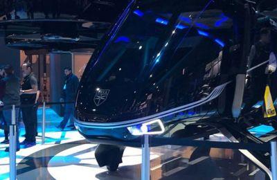 Η εταιρία Bells, που θα βρίσκεται στην έκθεση CES 2019, παρουσιάζει το πρώτο αερο- ταξί της