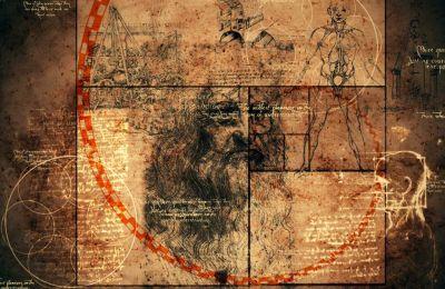 Το ότι ο Λεονάρντο άφηνε τα αποτυπώματά του σε σχέδια και πίνακες είναι παλαιόθεν γνωστό.