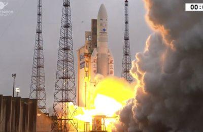 Ο δορυφόρος Hellas Sat 4 θα «συναντήσει» τον Hellas Sat 3 που είναι ήδη σε τροχιά από το 2017