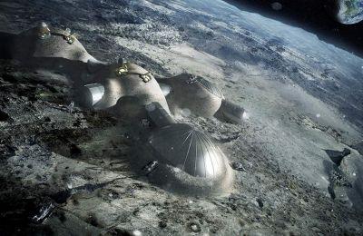 Η βάση που η διεπιστημονική ομάδα του έχει σχεδιάσει στη Σελήνη, μπορεί να υποστηρίξει τη διαμονή ανθρώπων