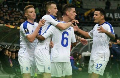 Δυναμό Κιέβου – Ολυμπιακός 1-0: Προσπάθησε αρκετά αλλά δεν τα κατάφερε (vid)