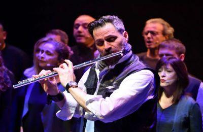 Η συναυλία «Εικόνες της μουσικής» ήταν μία μουσικά άρτια βραδιά, αλλά και συγκινησιακά φορτισμένη για τον συνθέτη και τους συνεργάτες του.