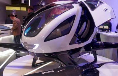 Μέχρι το 2022 το αργότερο, θα πετάνε και θα μεταφέρουν επιβάτες, από τον χώρο των επιχειρήσεων.