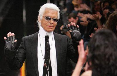 Την ημέρα που πέθανε ο Καρλ Λάγκερφελντ, ξεκίνησε η Εβδομάδα μόδας στο Μιλάνο.