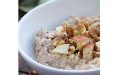 Μπορείτε να το φάτε ως πρωινό ή ως ένα χορταστικό απογευματινό σνακ.