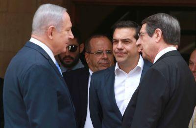 Ασφάλεια, ενέργεια, νέες τεχνολογίες, το ισχυρό επιχειρηματικό μοντέλο Κύπρου, Ελλάδας, Ισραήλ και ΗΠΑ