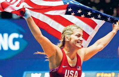 H Helen Maroulis σχεδιάζει να συνεχίσει να αγωνίζεται μέχρι και το 2020 και να συμμετάσχει στους Ολυμπιακούς Αγώνες του Τόκιο.