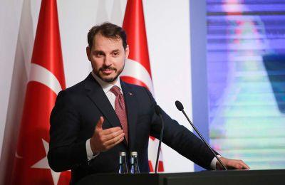 Ο Τούρκος ΥΠΟΙΚ προβλέπει ραγδαία αποκλιμάκωση του πληθωρισμού σε «μονοψήφιο ποσοστό» μέχρι το φθινόπωρο.