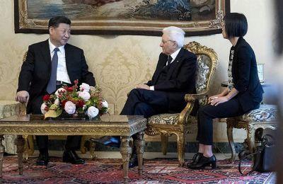 Η Ε.Ε. δεν ακολούθησε τις ΗΠΑ στον εμπορικό πόλεμο ούτε υπέκυψε στις πιέσεις για αποκλεισμό της κινεζικής εταιρείας τηλεπικοινωνιών