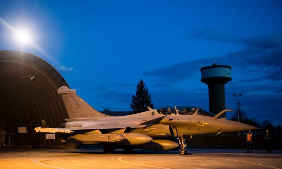 Η συνεργασία Κύπρου-Γαλλίας στον στρατιωτικό τομέα, έχει γίνει αντιληπτή κυρίως στις παράλιες περιοχές της ελεύθερης Κύπρου