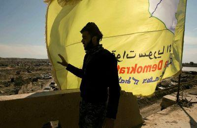 Η Τουρκία είχε εκφράσει την επιθυμία της να εγκατασταθεί μια ζώνη ασφαλείας στα σύνορα Τουρκίας-Συρίας