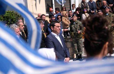 «Η Ελλάδα σήμερα χτίζει την εθνική της αυτοπεποίθηση»