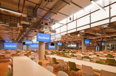 Το επταώροφο κτίριο είναι έτσι δομημένο, ώστε οι εργαζόμενοι να νιώθουν άνετα, ενθαρρύνοντας τις μοναχικές αλλά και τις ομαδικές δραστηριότητες.