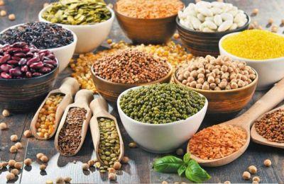 Περιέχουν φυτικές ίνες, υδατάνθρακες, κάλιο, φυλλικό οξύ, σίδηρο, μαγνήσιο, φώσφορο, ασβέστιο και αντιοξειδωτικά, ενώ έχουν ελάχιστα λιπαρά και αλάτι