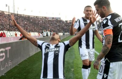 ΠΑΟΚ-Αστέρας 2-0: Αγκάλιασε τελικό με Μάτος