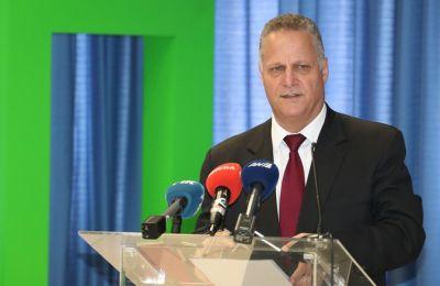 «Είμαι πεπεισμένος ότι η εφαρμογή MOEC CYPRUS που τίθεται σε λειτουργία σήμερα, θα αποτελέσει χρήσιμο εργαλείο για όλους», δήλωσε ο Κ. Χαμπιαούρης