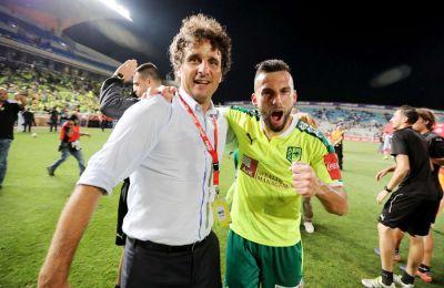 O Ιβάν είναι πρώτος σκόρερ στο πρωτάθλημα με 14 γκολ. Τα 12 στις εννιά συμμετοχές που έκανε με Ιμανόλ!