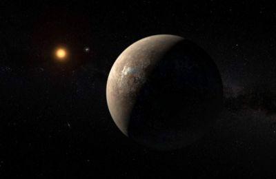 Ο υποψήφιος γειτονικός εξωπλανήτης Εγγύτατος (Proxima) c φαίνεται να είναι ένας αφιλόξενος και πολύ κρύος κόσμος για τη ζωή
