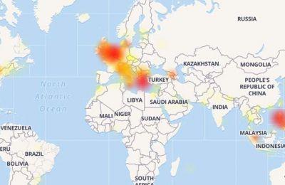 Το τεχνικό πρόβλημα επηρέασε και τα συνδεόμενα με το Facebook κοινωνικά δίκτυα WhatsApp και Instagram