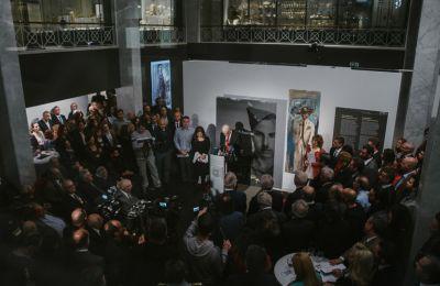Στο πλαίσιο της έκθεσης παρουσιάζεται και το φωτογραφικό project του Δημήτρη Βαττή, «Οι Ξεχασμένοι ενός Πολέμου»