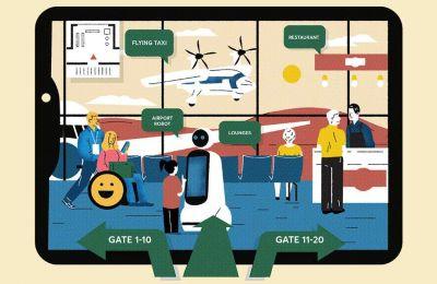 Η εικονική και η επαυξημένη πραγματικότητα είναι δύο τεχνολογίες τις οποίες φαίνεται πως «αγαπάει» η ταξιδιωτική βιομηχανία.