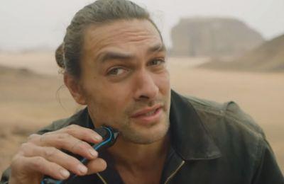 Ο δημοφιλής ηθοποιός αποφάσισε να ξυρίσει το μούσι του για χάρη του περιβάλλοντος.