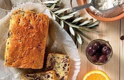 Εύκολη συνταγή, χαμηλή σε λιπαρά, με υπέροχη γεύση δυόσμου και πορτοκαλιού.