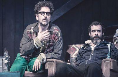 Η ζωή μάς θέλει νηφάλιους, η ζωή μας είναι πολύ όμορφη και κουμάντο κάνουμε εμείς, λέει ο ηθοποιός Νίκος Ψαρράς, που υποδύεται τον Ιβάν.