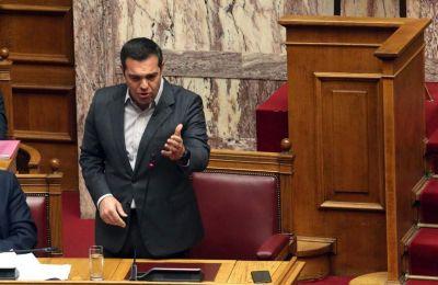 Πλήρης κάλυψη από Τσίπρα - Ο πρόεδρος του ΣΥΡΙΖΑ αρνήθηκε να πει ο,τιδήποτε επικριτικό για τον υπουργό του.