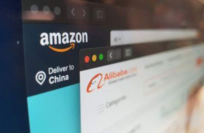 Παλαιότερα το μερίδιο αγοράς της Amazon στην Κίνα έφτανε το 16%.