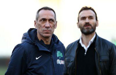 Προπονητής και ο αθλητικός διευθυντής των «πράσινων» έχουν ήδη κάνει την αξιολόγηση του υπάρχοντος ρόστερ