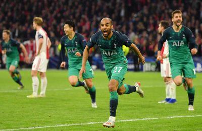 Άγιαξ - Τότεναμ 2-3: Glory, glory Tottenham!