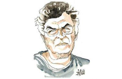 Ο Γιάννης Ιωάννου άφησε εποχή με το πολιτικό κόμικς «Ο Τρίτος Δρόμος».