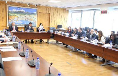 Κατά τη σημερινή συνεδρία της Επιτροπής Υγείας, οι εκπρόσωποι του ΚΕΠΑ κατέθεσαν υπόμνημα, στο οποίο περιλαμβάνονται οι απαραίτητες διευκρινήσεις