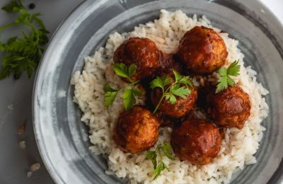 Μια low fat συνταγή, μιας και το κοτόπουλο έχει λιγότερα λιπαρά από το βοδινό ή το χοιρινό κρέας